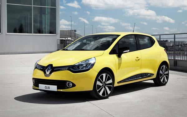 Renault Clio 2012-2019