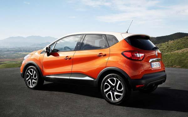 Renault Captur 2013-2017