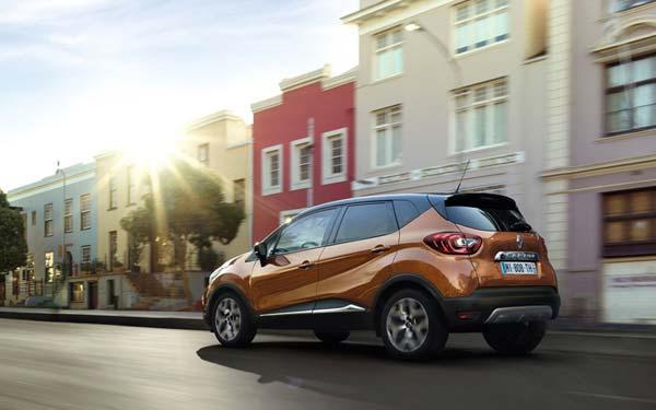 Renault Captur 2017-2019