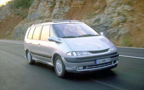Фото Renault Espace  (1998-2001)