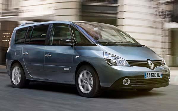 Renault Espace 2012-2015