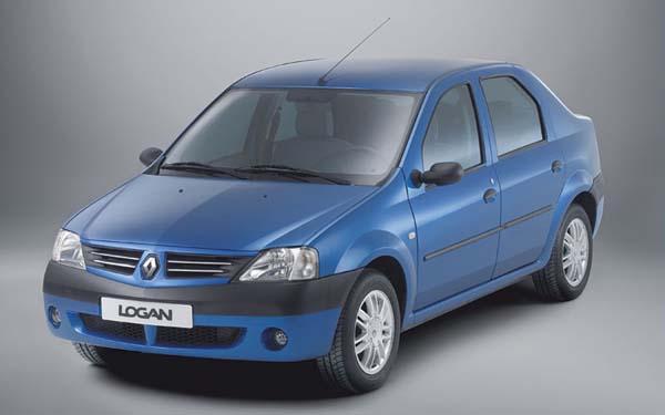 Renault Logan 2004-2009