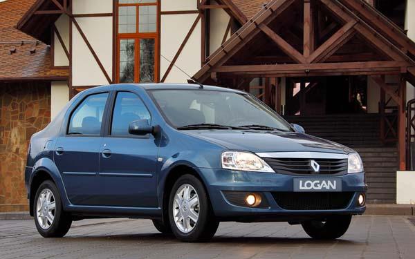 Renault Logan 2010-2015