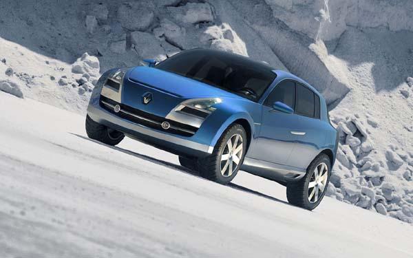 Фото Renault Egeus
