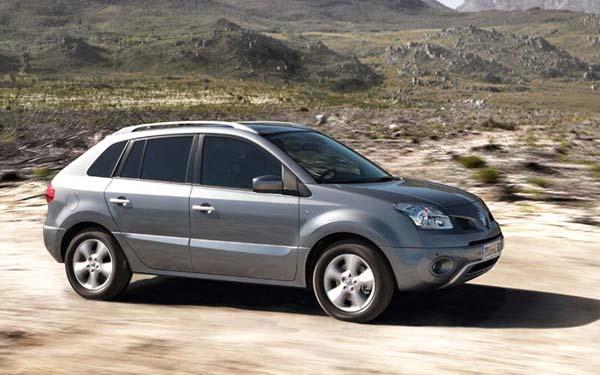 Renault Koleos 2008-2011