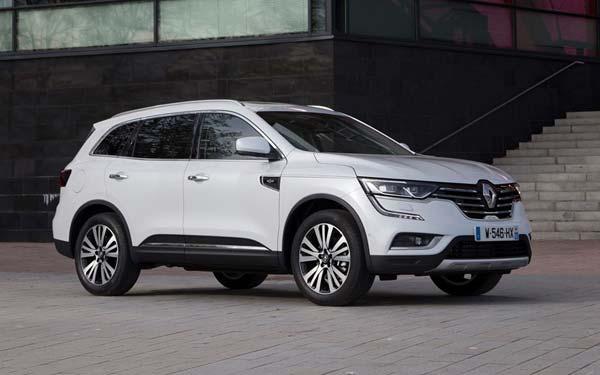 Renault Koleos 2016-2020