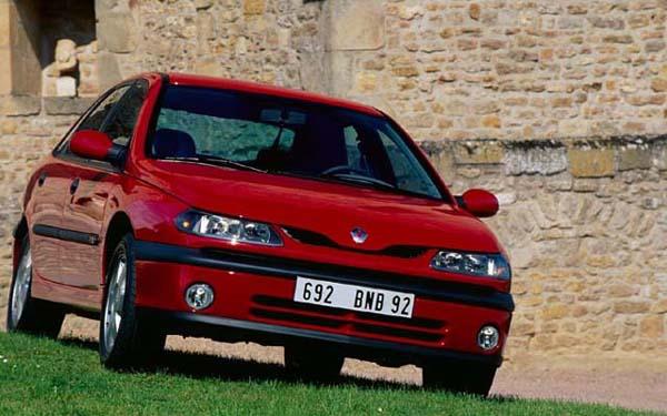 Renault Laguna 1998-2000