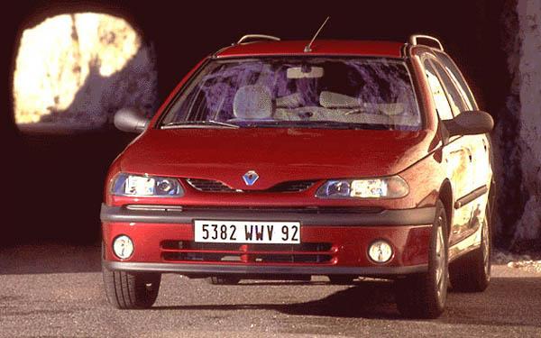 Renault Laguna Nevada 1998-2000