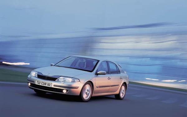 Renault Laguna 2001-2005
