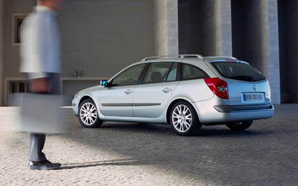 Renault Laguna Estate 2001-2005