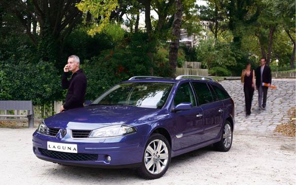 Renault Laguna Estate 2005-2007
