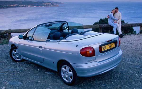 Renault Megane Cabrio 1999-2002