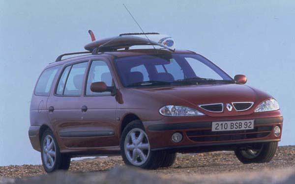 Renault Megane Break 1999-2003