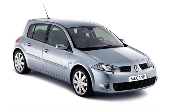 Renault Megane Sport 2004-2008