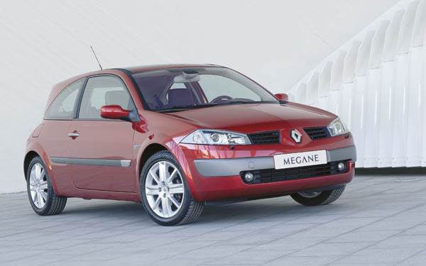 Renault Megane Coupe (2002-2008) Фото #31