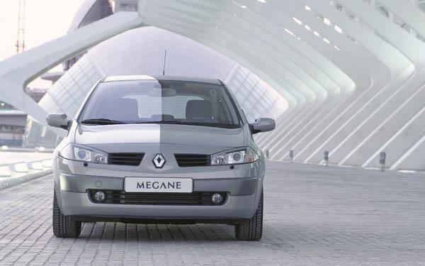 Renault Megane 2002-2008