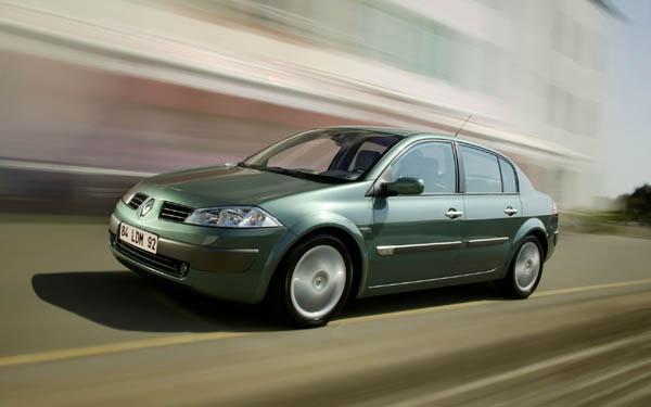 Renault Megane Sedane 2004-2009