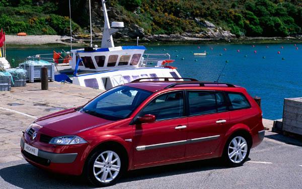 Renault Megane Break 2004-2009