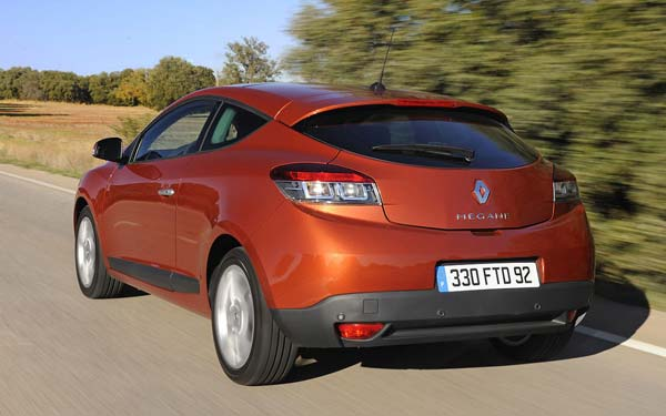 Renault Megane Coupe (2009-2013) Фото #102