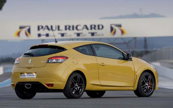 Renault Megane Sport 2009-2013
