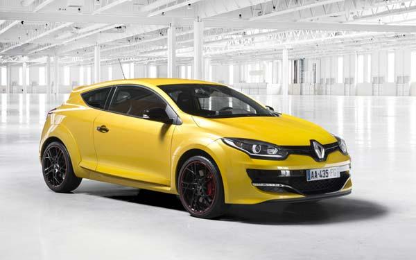 Renault Megane Sport 2014-2016