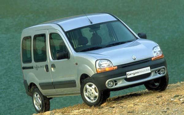 Фото Renault Kangoo  (1997-2003)
