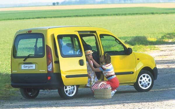 Renault Kangoo 1997-2003