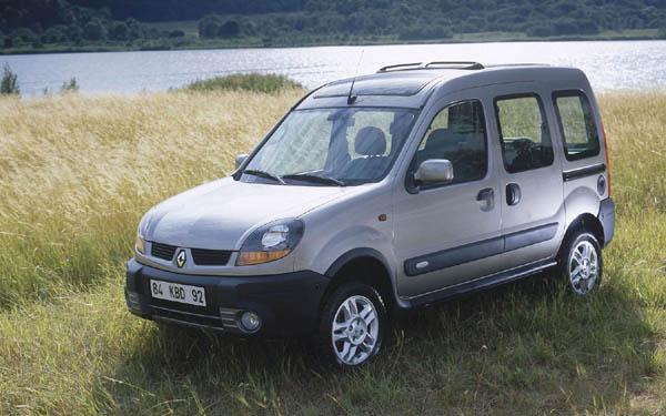 Фото Renault Kangoo 4x4  (2003-2008)