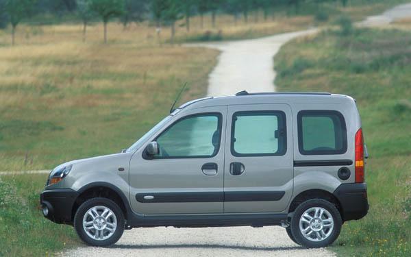 Renault Kangoo 4x4 2003-2008