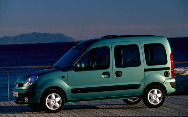 Renault Kangoo 2003-2008