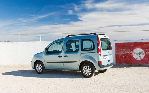 Renault Kangoo 2008-2013