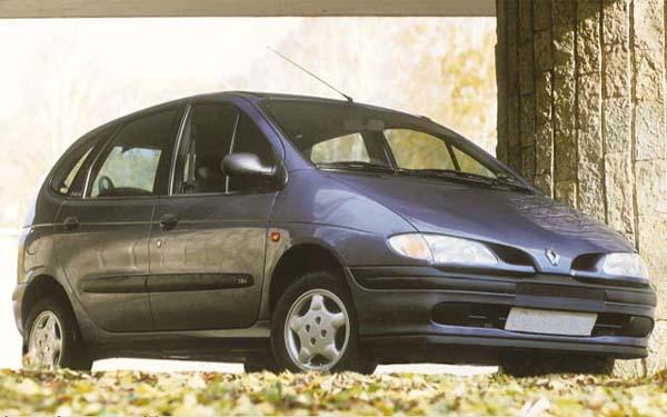 Renault Megane Scenic 1997-1998