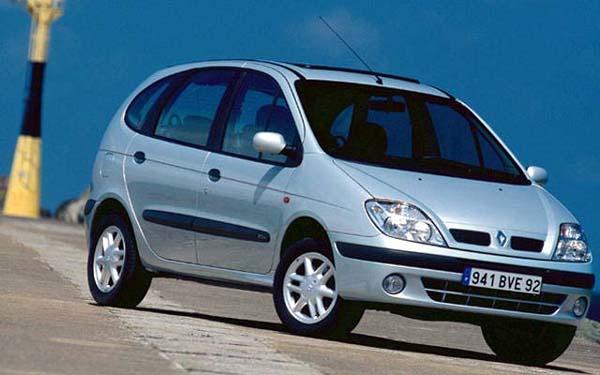 Renault Scenic 1999-2003