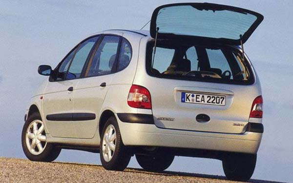 Фото Renault Scenic  (1999-2003)