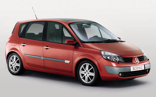 Renault Scenic 2003-2009