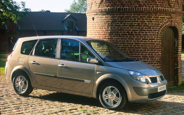 Renault Scenic Grand 2003-2009