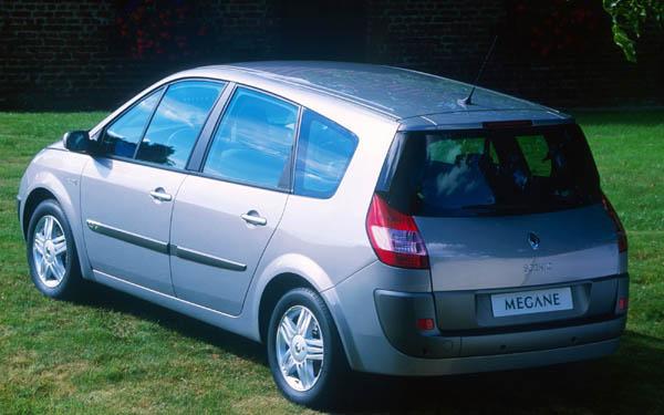 Фото Renault Scenic Grand  (2003-2009)