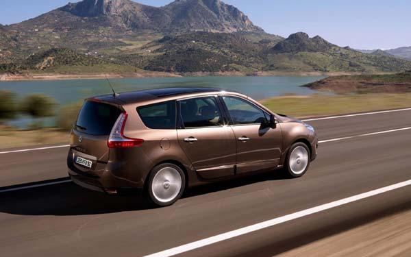 Renault Scenic Grand 2009-2012