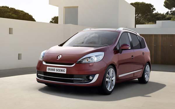 Renault Scenic Grand 2012-2013