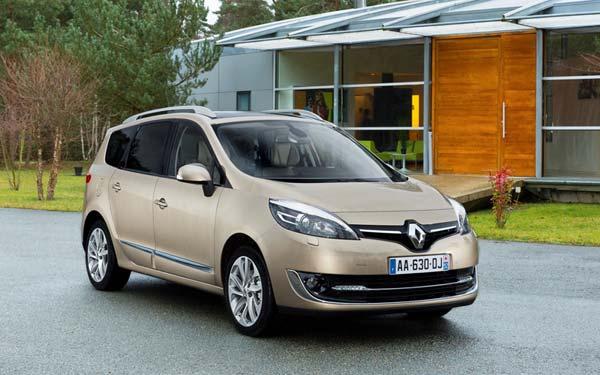 Renault Scenic Grand 2013-2016