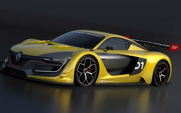 Renault Sport RS 01 (2014) Фото #1