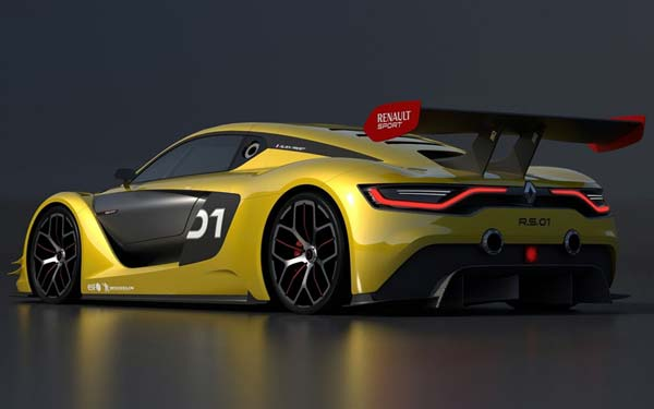 Renault Sport RS 01 (2014) Фото #2