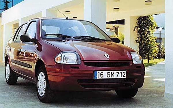 Renault Clio Symbol 2000-2002