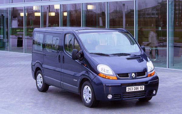 Renault Trafic 2001-2006