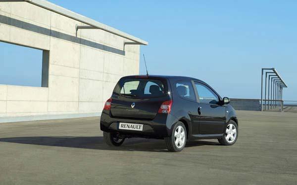 Renault Twingo 2007-2012
