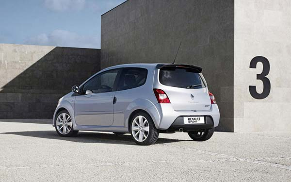 Renault Twingo RS (2008-2012) Фото #32