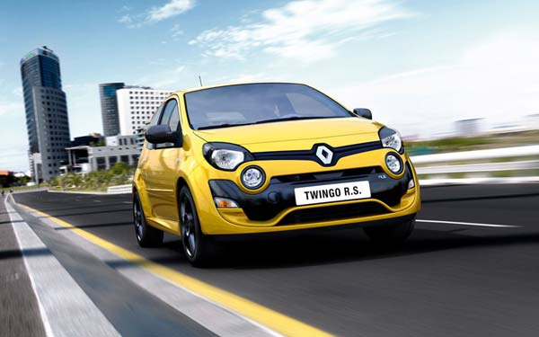 Renault Twingo RS (2012...) Фото #65