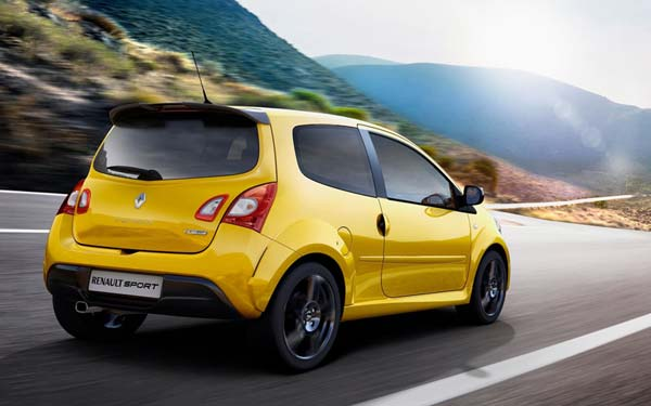 Renault Twingo RS (2012...) Фото #66