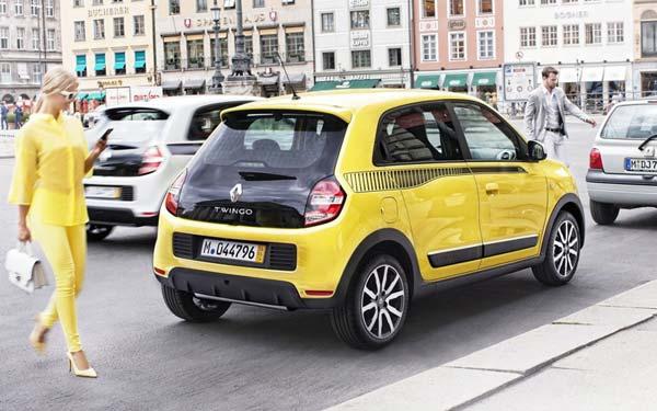 Renault Twingo 2014-2019