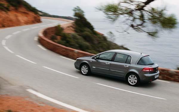 Фото Renault Vel Satis